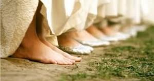 pieds et robes