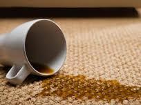 tacher le tapis